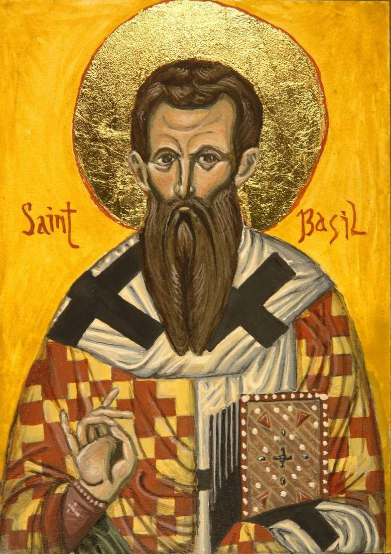 St Basil. Saint Basil. Gibraltar Catholic Youth.