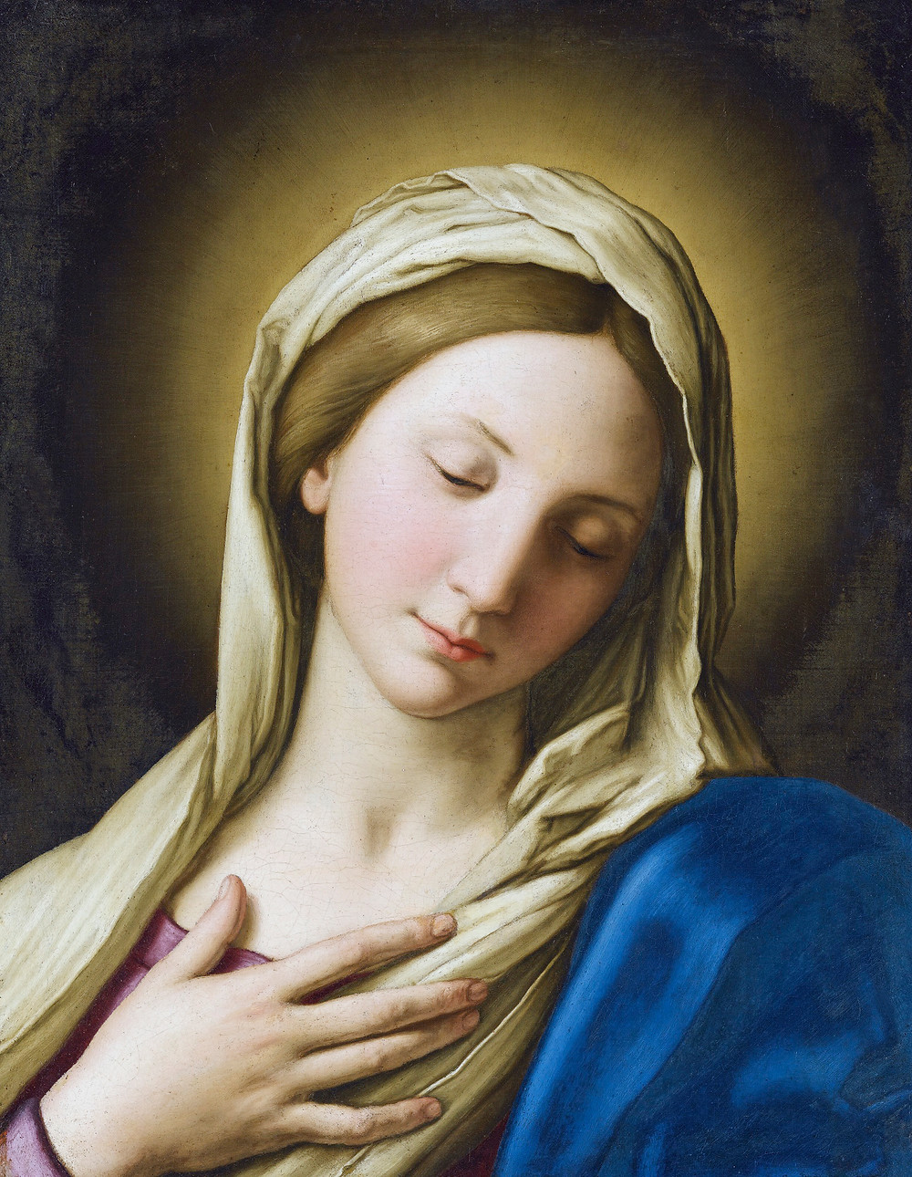 Blessed Virgin Mary Immaculate Conception. Gibraltar Catholic Youth.