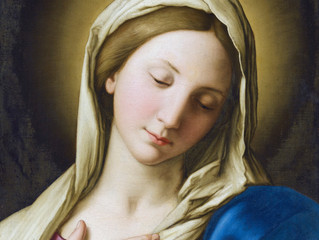 Mary the Dawn, Christ the Perfect Day: The Immaculate Conception
