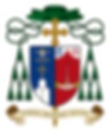 Insignia Bishop Monsignor Msgr Carmel Zammitt gibraltar catholic youth