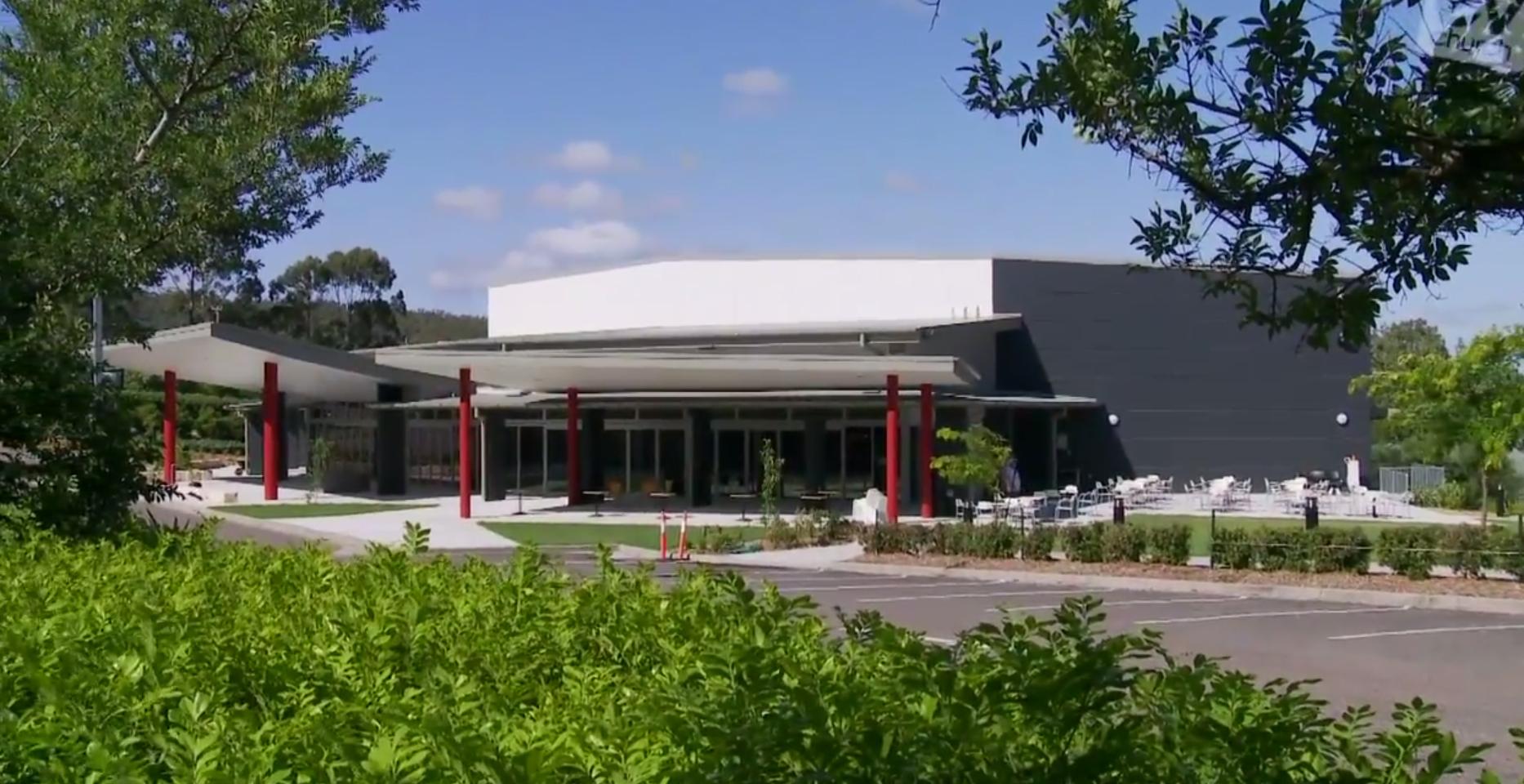 Modern Church Building