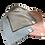 Thumbnail: Grey Jeannie Beanie