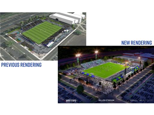 Dillion Stadium Renderings Updated