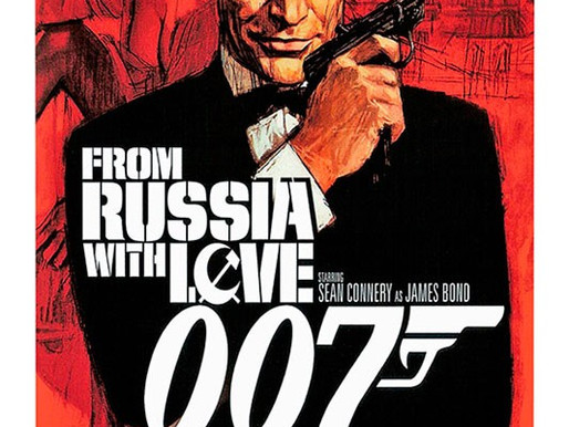Red Star Conspiracies: From Russia with Love?