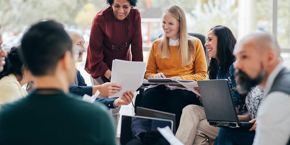 VIRTUAL WORKSHOP - Communication Skills for Inclusive Leadership