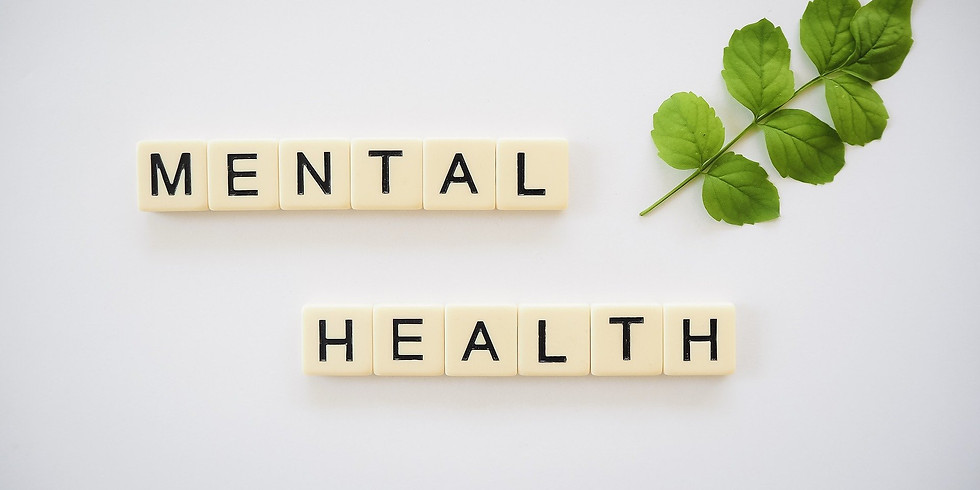VIRTUAL WORKSHOP -Mental Health Inclusion in the Workplace