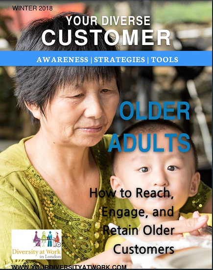 Your Diverse Customer - Older Adults