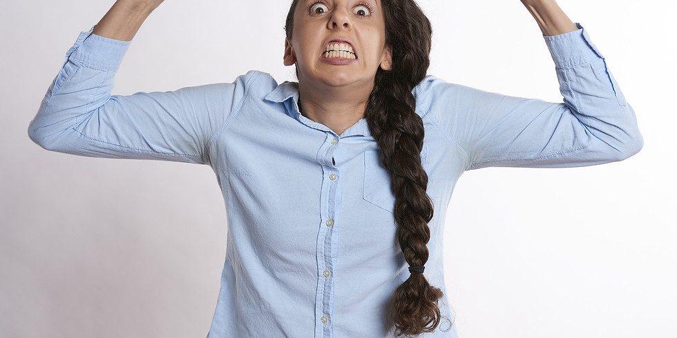 WEBINAR - Anger Management in the Workplace