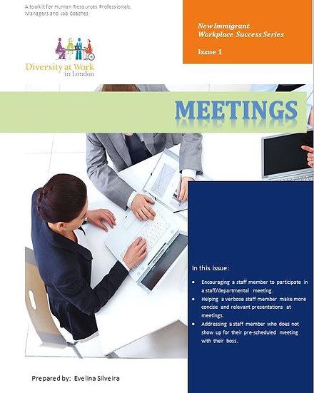 Meetings Toolkit