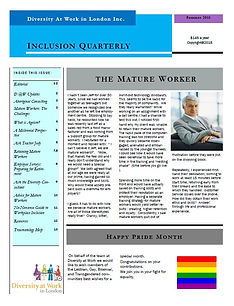 Mature Worker Inclusion