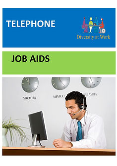 Customer Service Telephone Guide