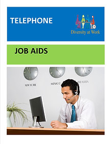 Telephone Training Job Aid