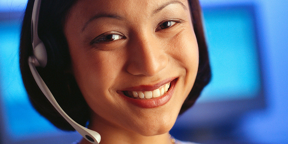 WEBINAR - Serving Customers With  English Language Barriers Over the Phone