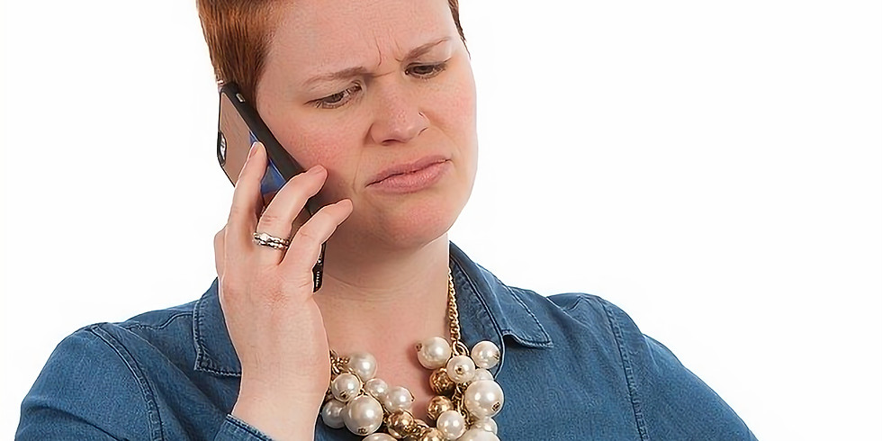 WEBINAR - Telephone Training for Dealing with Language Barriers