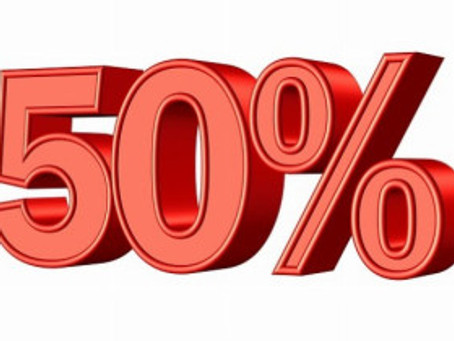 50%  OFF ALL OF OUR PUBLICATIONS FOR THE MONTH OF OCTOBER