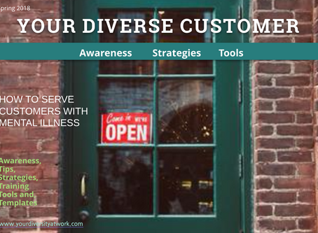 Your Diverse Customer Training Magazine