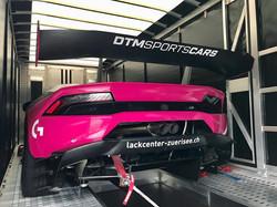 Lamborghini Huracàn Super Trofeo pink