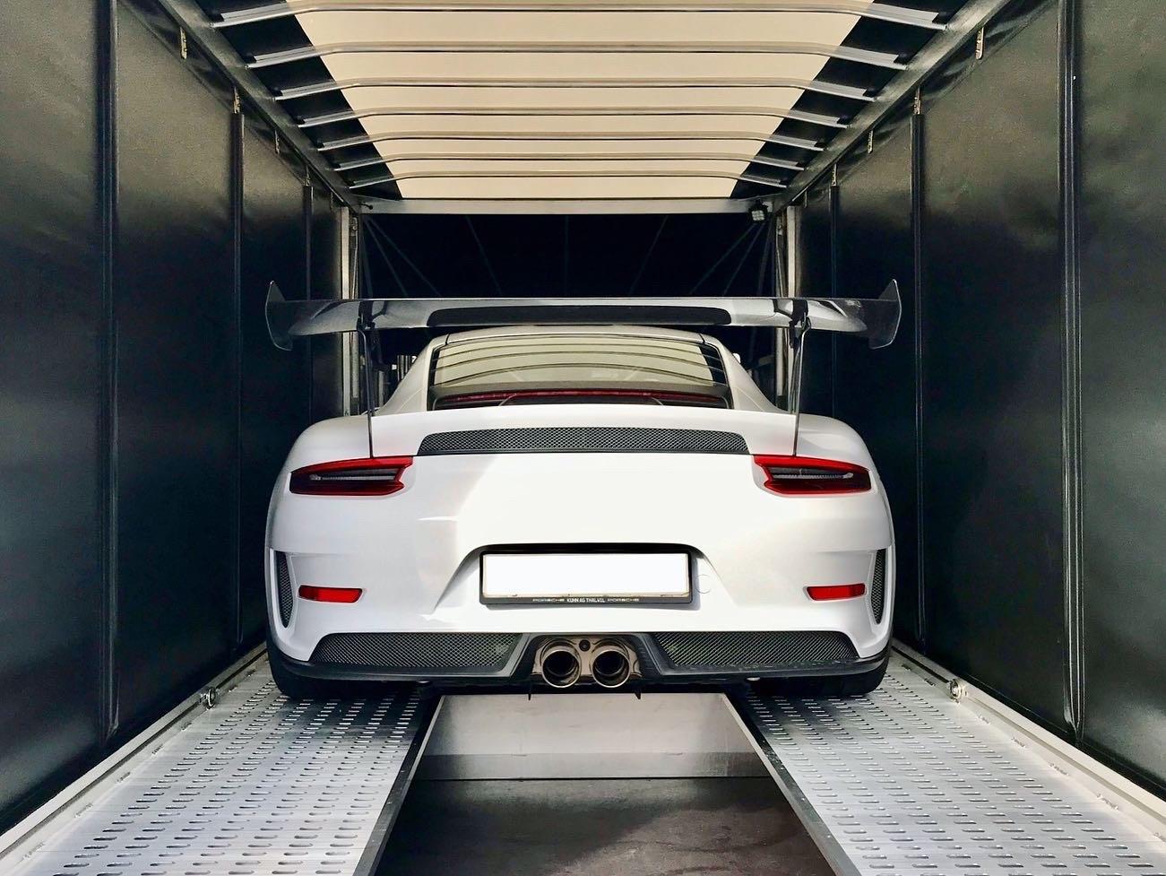 Porsche 911 GT3 RS 991.2