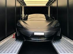 McLaren 600 LT grau