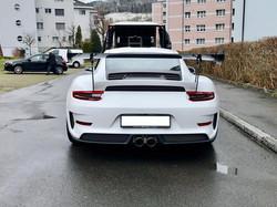 Porsche 911 GT3 RS weiss II