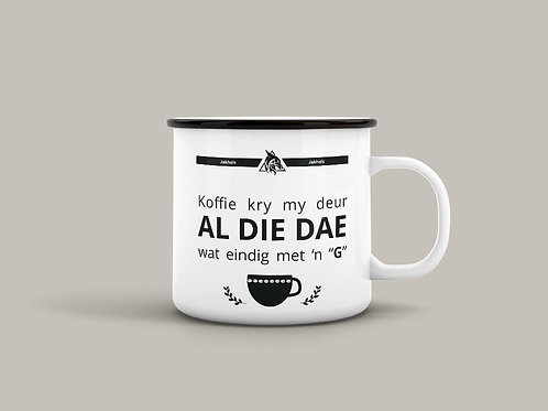 Afrikaans Mug Range10