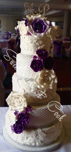 Wedding Cake Inès