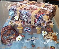 Cake Design Baroudeur