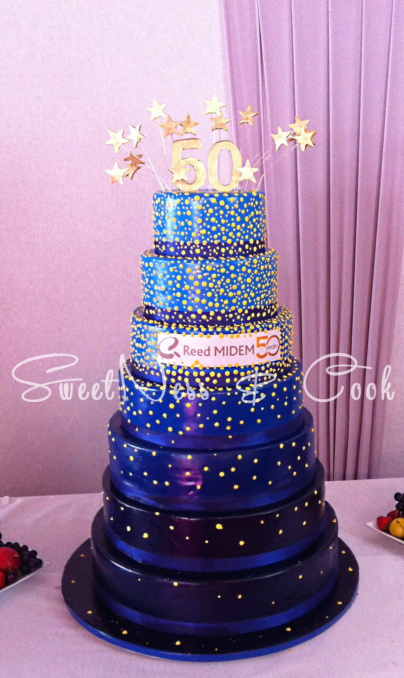 Wedding Cake Reed Midem