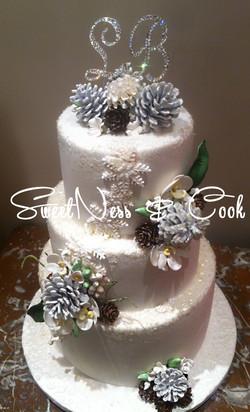 Wedding Cake Val d'Isère