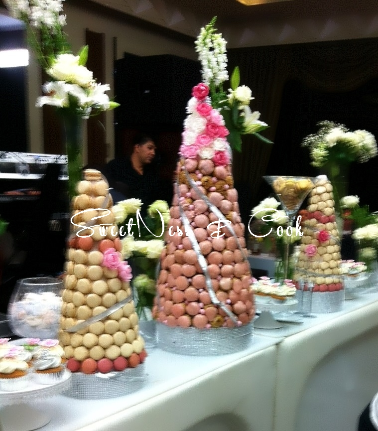 Sweet Table pastel