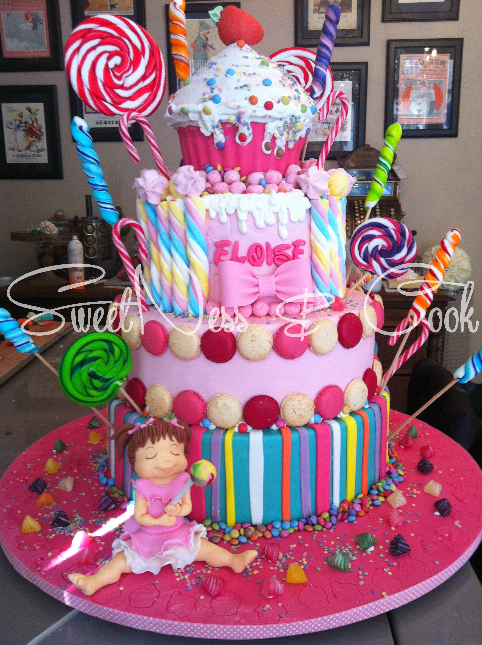 Cake Design Gourmandises