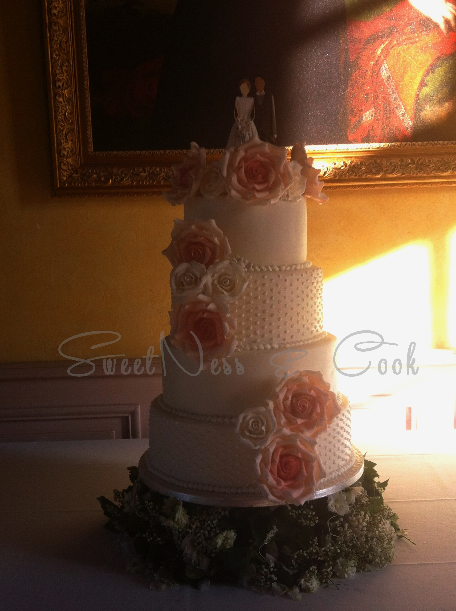 Wedding Cake Crillon