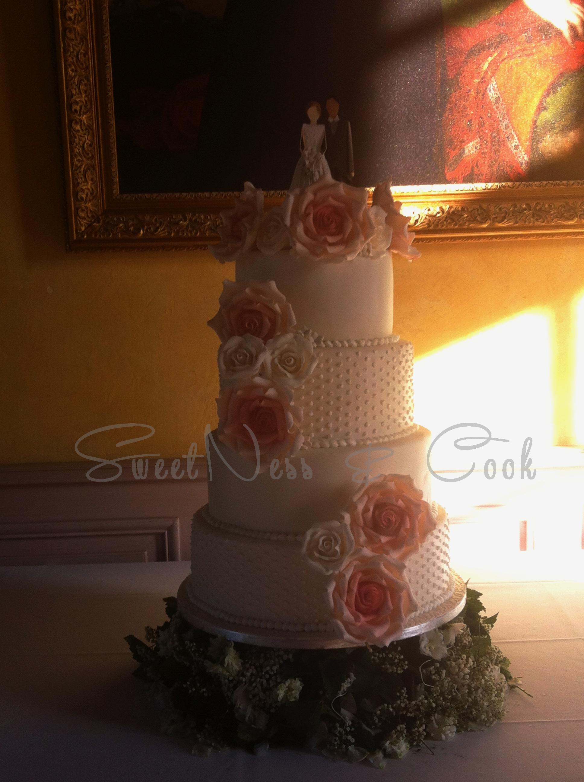 Wedding Cake Crillon