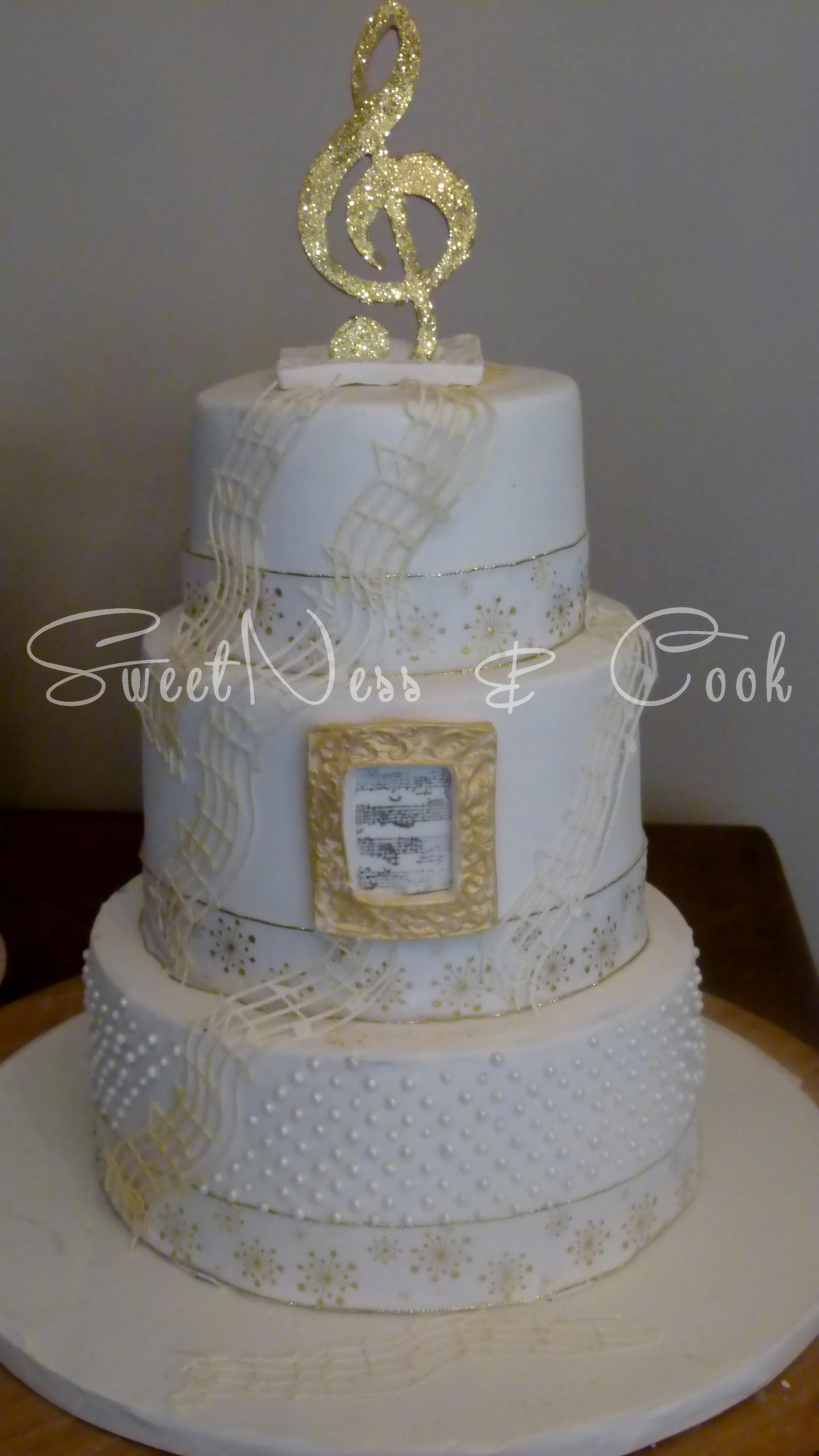 Wedding Cake musique