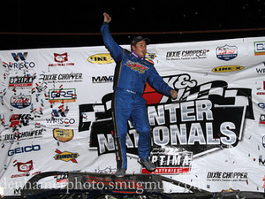 Thorton Gets Speedweeks Win Following Timely Caution