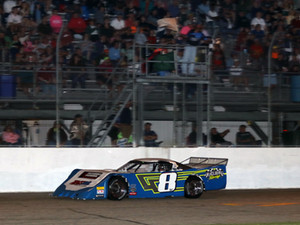 Bozell now Three out of Four at Corrigan Oil Speedway
