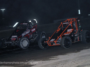 Irwin Doubles Down With GLTS Doubleheader