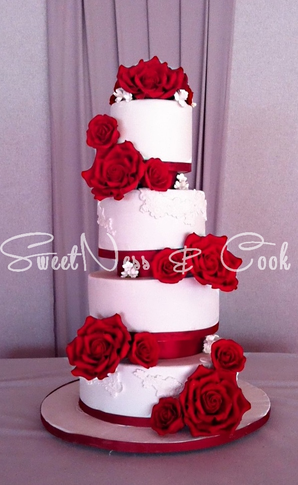 Wedding Cake So british II