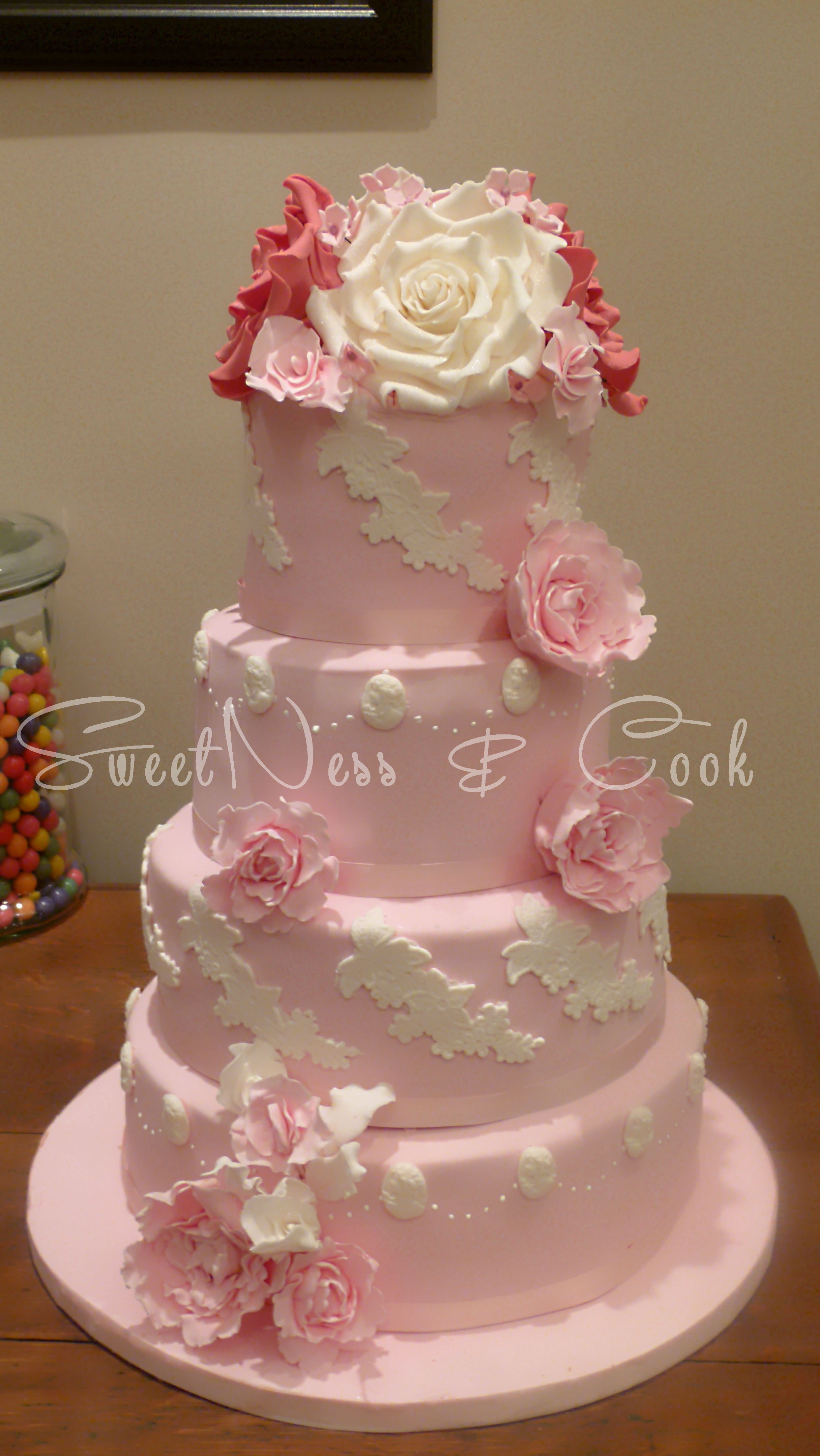 Wedding Cake douce romance