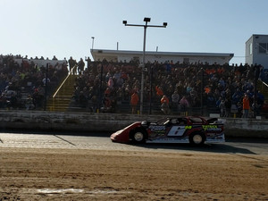 Marcoullier Wins on Last Lap Pass at Winston