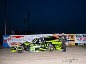 Eastern IMCA Allstars Have Successful Opening Event