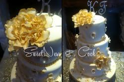 Wedding Cake Victor Hugo