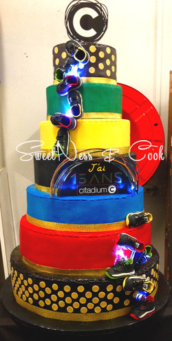 Wedding Cake Citadium