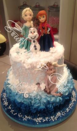Cake Design Reine Meurice