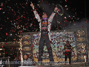 Strickler Finds Second Straight WoO Win