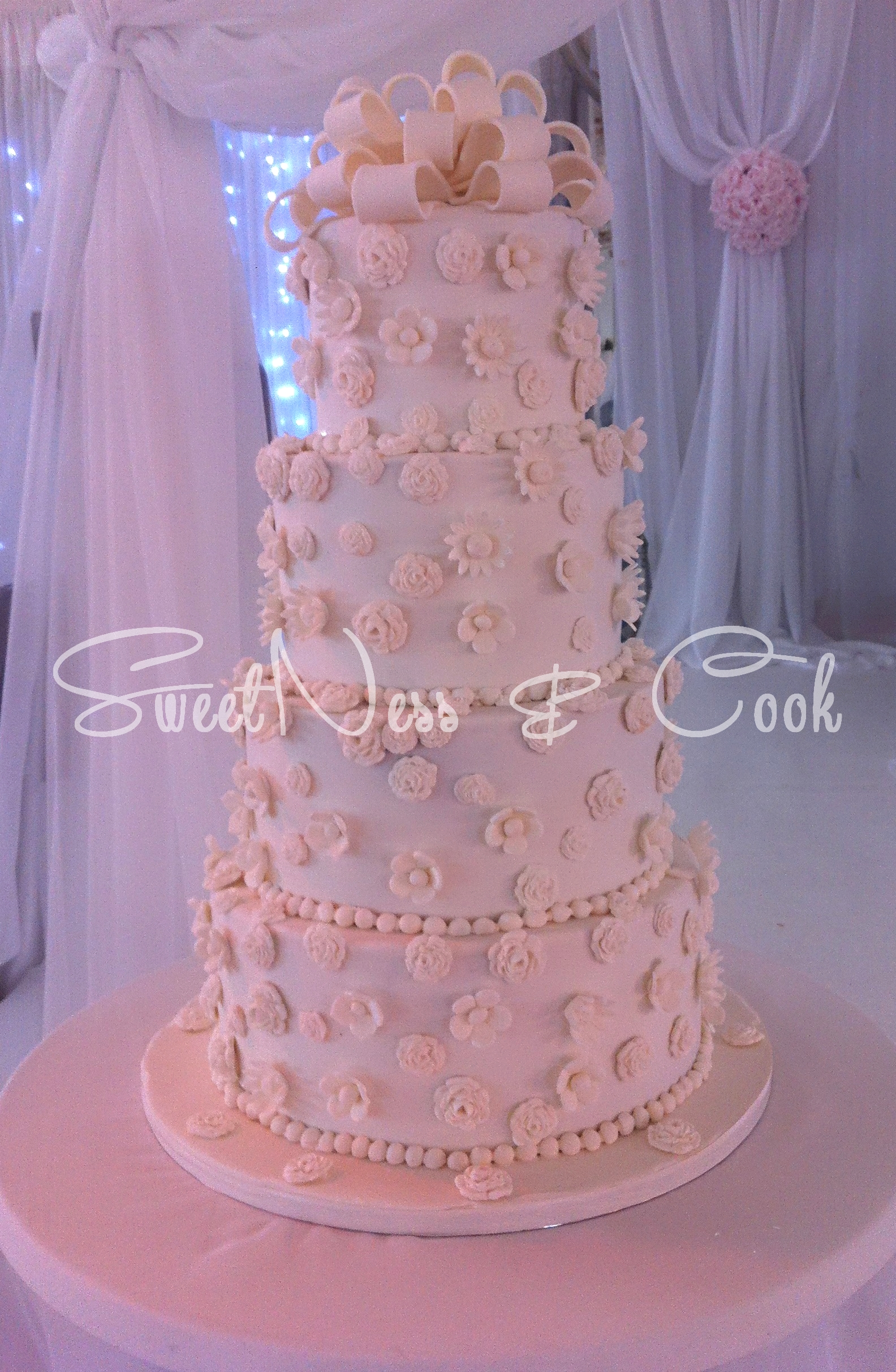 Wedding Cake Le Touquet