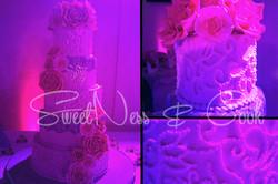 Wedding Cake Ispahan