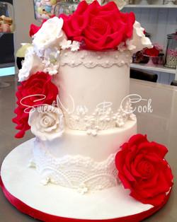 Wedding Cake Biarritz