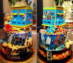 Cake Design Miami Beach