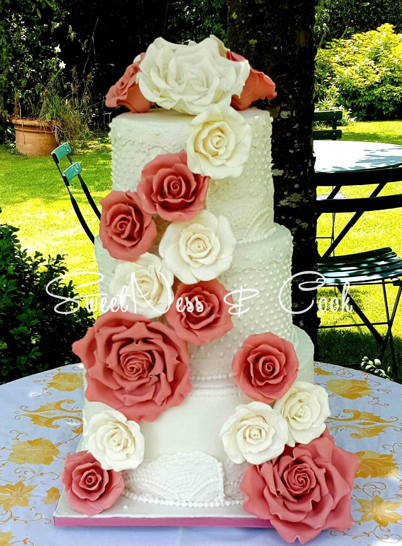 Wedding Cake Juan-les-pins